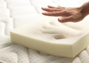 太空記憶棉床褥
