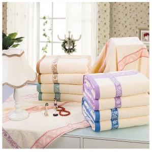 優質全棉毛巾被