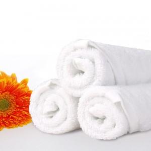 酒店全棉方巾